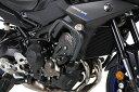 【在庫あり】【イベント開催中!】 HEPCO&BECKER ヘプコ&ベッカー ガード・スライダー エンジンガード MT-09 トレーサー TRACER900