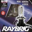 【在庫あり】RAYBRIG レイブリック 各種バルブ H4 LEDヘッドライトバルブ 汎用