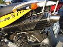 ササキスポーツクラブ カーボン・スリップオンマフラー BMW F650GS 651EA BMW F650GS Dakar ダカール 651EA