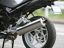 ササキスポーツクラブ チタン・スリップオンマフラー タイプR BMW R1200R