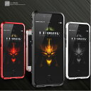 【B2C】iphone7ケース/iphone7 ケース バンパー/iphone7 ケース 衝撃/iphone7 ケース バンパー/iphone7 ケース/iphone7 plus ケース/ブランド LUPHIE 正規品/シリコン インナー/アルミ バンパー/tpu インナー