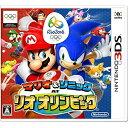【3DS】 マリオ&ソニック AT リオオリンピック 【ゆうパケット/ネコポス対象品】