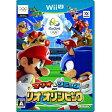 【Wii U】 マリオ&ソニック AT リオオリンピック 【ゆうパケット/ネコポス対象品】