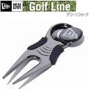 NEW ERA ニューエラ ゴルフ GOLF Green Fork メタル ブラック × ホワイト ...