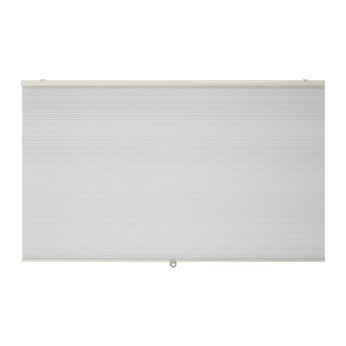 【IKEA/イケア/通販】 HOPPVALS 断熱ブラインド, ホワイト(b)(70376764)
