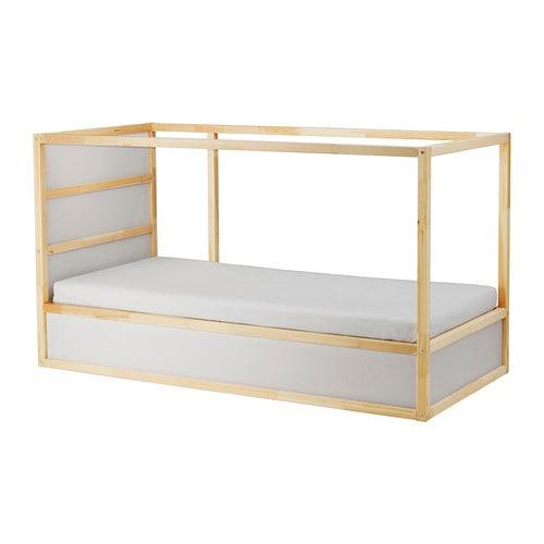 【期間限定】【IKEA/イケア/通販】 KURA キューラ リバーシブルベッド●(d)(※マットレスなど別売りの商品がございます。ご注意ください), ホワイト, パイン材(40253811)【代引不可商品】