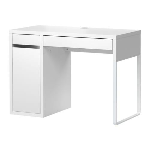 【期間限定】【IKEA/イケア/通販】 MICKE ミッケ デスク, ホワイト(d)(80354276)【送料無料】の写真