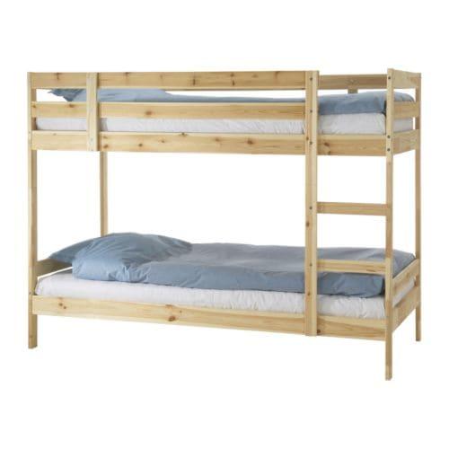 IKEA MYDAL(ミーダル) 2段ベッドフレーム
