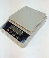 デジタル卓上はかり5kg/1gAC電源/単3乾電池両用2way式デジタル皿はかりおすすめ