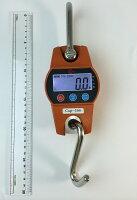 WCPクレーンスケール300kg超コンパクトデジタル吊りはかり乾電池式おすすめ
