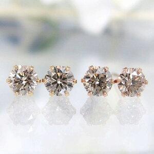 ダイヤモンド カラット レディース シンプル ジュエリー アクセサリ
