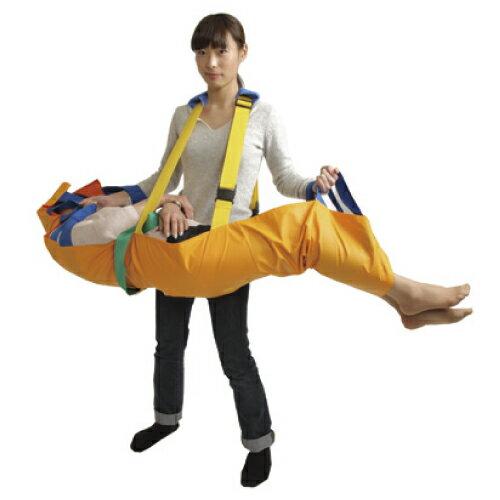 救護用ベルト式担架「ベルカ」(座り姿勢の保てる...の紹介画像2