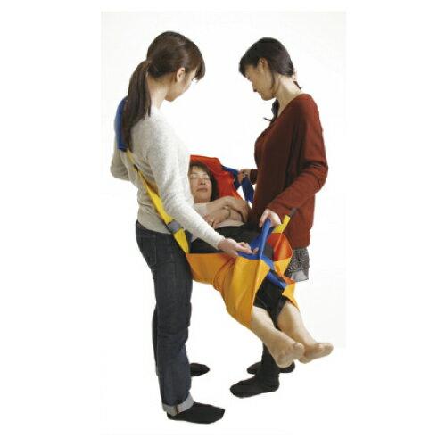 救護用ベルト式担架「ベルカ」(座り姿勢の保てる...の紹介画像3