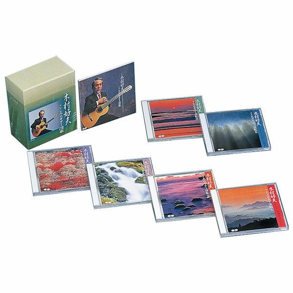 木村好夫/こころのギター演歌CD6枚組DMCR-40132送料無料