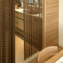 【全商品ポイント10倍】竹カーテンHAYATON バンブーカーテン ビレッジBW-1530 (200×175cm)【送料無料】