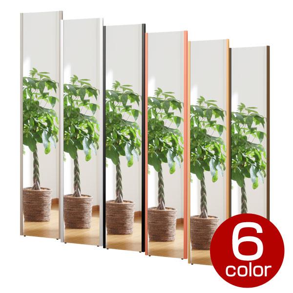 割れない鏡 リフェクス軽量安全フィルムミラースリム吊り式 幅30×高さ150cm 【送料無料】