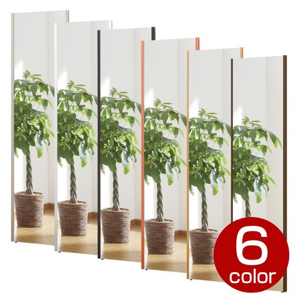 割れない鏡 リフェクス軽量安全フィルムミラーロング吊り式 幅40×高さ150cm【送料無料】