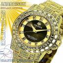 ジョンハリソン JOHN HARRISON 腕時計 ソーラー電波 メンズ JH-025GB ジョンハリソン腕時計 カジュアル ウォッチ ジョンハリソン時計 男性 彼氏 父 誕生日 記念日 ギフト プレゼント 時計