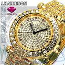 ジョンハリソン JOHN HARRISON 腕時計 天然ルビー1石付 電池式 電波 時計 メンズ JH-088M ジョンハリソン腕時計 カジュアル ウォッチ ジョンハリソン時計 男性 彼氏 父 誕生日 記念日 ギフト プレゼント 時計
