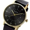楽天バーリントン送料無料 ポールスミス Paul Smith ゲージ GAUGE メンズ 腕時計 P10076 グレー ゴールド ブラック ポールスミス時計 ポールスミス腕時計 人気 ブランド シンプル デザイン ポール・スミス 激安 セール sale 男性 父の日 ギフト プレゼント