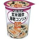 ヘルシーキューピー 玄米雑炊【海老コンソメ】 (1食分)