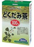 オリヒロ NLティー ナチュラルライフシリーズ どくだみ茶100% ノンカフェイン ティーバッグ (26包)