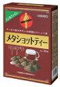 オリヒロ ノンカフェイン 10種類のブレンド茶 メタショットティー (5g×30包) ウェルネス