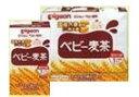 【特売セール】 ピジョン ベビー飲料 国産大麦使用 ベビー麦茶 (125ml×3コパック) ウェルネス