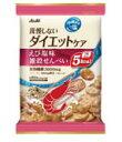アサヒ リセットボディ 我慢しないダイエットケア えび塩味 雑穀せんべい (22g×4袋) ウェルネス