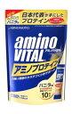 味の素 アミノバイタル アミノプロテイン バニラ味 (10本入) アミノ酸 ウェルネス