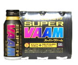 明治奶场SUPERVAAM SUPAVAMU ( 200毫升× 6罐) 30dw07 ][明治乳業 SUPERVAAM スーパーヴァーム (200ml×6缶)]