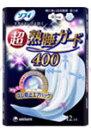 ユニチャーム ソフィ 超熟睡ガード400 【特に多い日の夜用・羽つき】 (12個入)