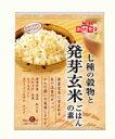 エスビー 穀物充実 七種の穀物と発芽玄米ごはんの素 (30g×6袋) ウェルネス