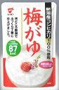 たいまつ 新潟産コシヒカリ100%使用 梅がゆ 【1人前】 (250g)