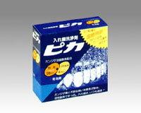 ロート製薬 入れ歯除菌洗浄剤 ピカ (28錠+4包) 【発泡剤】 ウェルネス