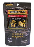 【特売セール】 オリヒロ 熟成瓶仕込 香醋 ソフトカプセル お徳用 (216粒)