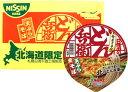 【送料無料】 《ケース販売》 日清 北海道限定 北のどん兵衛 【天ぷらそば】 (1食分×12食) 【同梱不可】