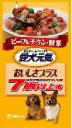 愛犬元気パウチ7歳以上用ビーフ&チキン・野菜150 *mk