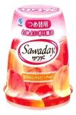 小林製薬 Sawaday サワデー 気分はじけるピーチの香り トイレ用 つめかえ用 (140g) 詰め替え用 ウェルネス