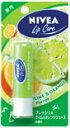 ニベアリップケア フレーバーシリーズ【ライム&オレンジジュースの香り】(1本 3.9g) ...