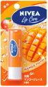 ニベアリップケア フレーバーシリーズ【マンゴージュースの香り】(1本 3.9g)