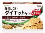 アサヒ リセットボディ 我慢しないダイエットケア 豆乳おからビスケット (16枚×4袋)