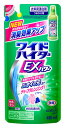 【特売】 花王 ワイドハイター EXパワー つめかえ用 (480mL) 詰め替え用 衣料用酸素系漂白