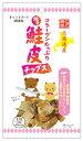 ペッツバリュー にゃん厨房 焼き 鮭皮チップス (12g) ...