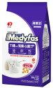 【特売】 ペットライン 国産品 メディファス 老齢猫用 11歳から キャットフード 総合栄養食 (600g) ウェルネス