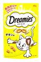 マースジャパン ドリーミーズ チキン味 (60g) キャットフード 猫用おやつ