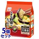 《セット販売》 永谷園 おみそ汁の大革命 野菜いきい