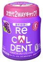 【特売セール】 モンデリーズ・ジャパン リカルデント グレープミント ガム 粒 ボトルR (140g) 特定保健用食品 トクホ ウェルネス