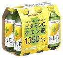 ポッカサッポロ キレートレモン (155mL×6本) 炭酸入り クエン酸 ビタミンC ポッカ ウェルネス