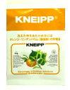 ドイツ製バスソルト KNEIPP クナイプ バスソルト 【オレンジリンデンバウム 菩提樹の香り】 (40g) ウェルネス